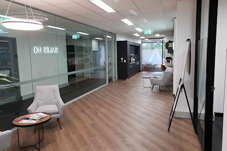 SalesHQ Pty Ltd - Dedicated Desks - Sydney CBD office