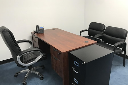 Melville Shared Office Suite - Suite 201