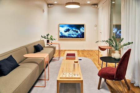Meet In Place SoHo - Premium meeting room - Grand salon 5#