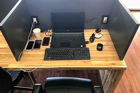 Easy Work Space (Earth) - Hot Desk