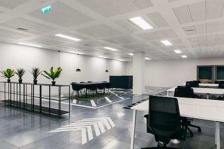 Knotel- 10 Fleet Place - Office Suite