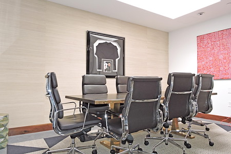 BootUP - Steve Jobs Conference Room