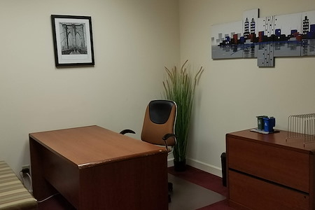 Memorial Bend Office Space - Private Office