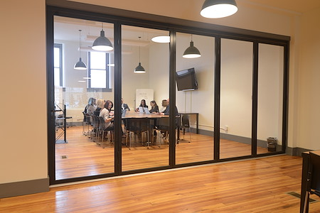 NEWORK Space - Atherton Meeting Room