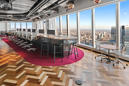 Servcorp - New York One World Trade Center - Coworking - Hot Desk