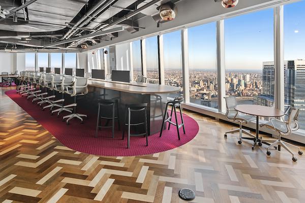 Servcorp - New York One World Trade Center - Coworking - Hot Desk