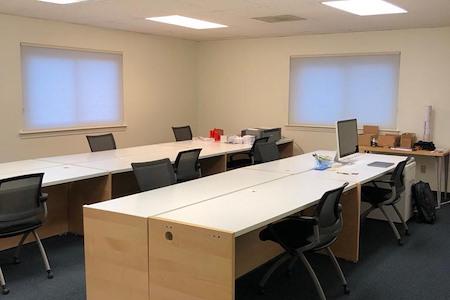 IgnitePost - Dedicated Desk Space
