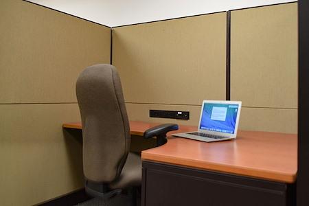 R.K. Black Office - Open Desk 3
