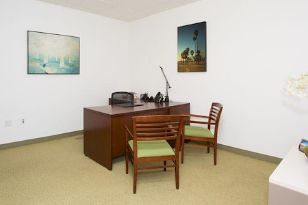 Carr Workplaces - Laguna Niguel - Interior Option For 1