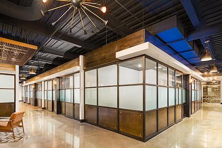 CTRL Collective | LoDo @ DAIRY BLOCK - 4-Person Private Office