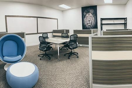 LionShare Cowork - Team Suites