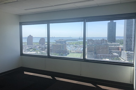 Coalition Space | Jersey City - Private Windowed Office