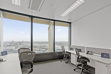 The Executive Centre - Three International Towers - 3 Person Private Office (Harbour Views)