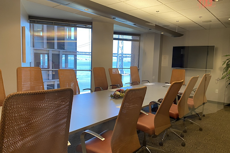 Pacific Workplaces - San Francisco - Bow & Arrow Boardroom