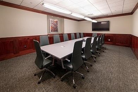 Pacific Workplaces - Reno - Summit Boardroom
