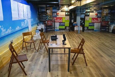 INK Agency - 1st Floor (Studio)
