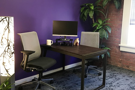 En Masse Coworking - Olive Office