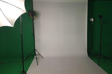 NTV America - Photo shoot space