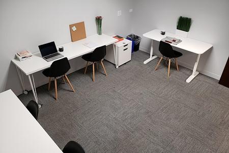 BeOffice | URBAN WORKSPACES - Large Interior Office #13