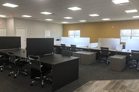 The (Co)Working Space in North Brunswick - Part-time Desk | Membership