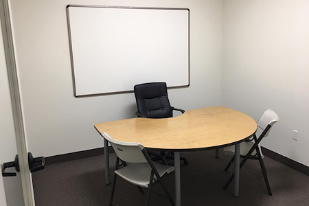 LA Career Coaching / M6 Consulting - Room 8 with Whiteboard