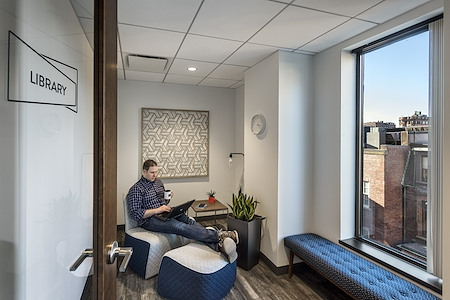 Workbar Back Bay - 4 Person Office