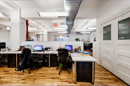 SMA NYC - Open Office + Exclusive Conference Room