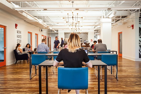 Novel Coworking Katy Building - PO 722