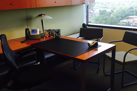 Carr Workplaces - Tysons - Office 1506