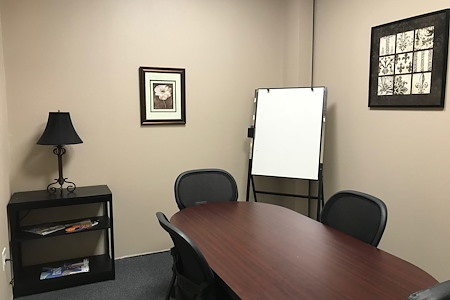 Texas Business Centers - Denton Location - Small Meeting Room