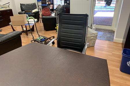 TLF Publications, Inc. - Desk & Chair 2-Conference Table