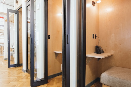 WeWork | 30 Stamford St - Private Office - 10 seats
