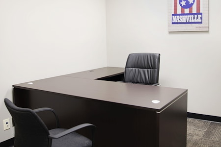 SoBro Biz Center - Private Office