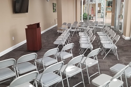 Citrus Executive HUB - Conference Center - Theater Seating