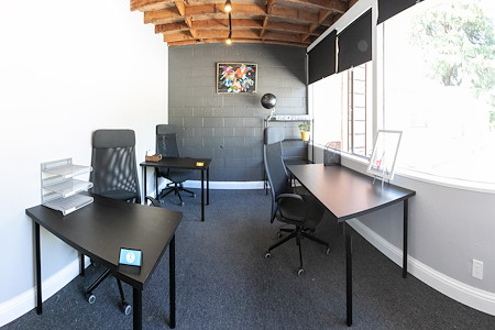 The Trade Coffee & Coworking - Large Office with Window