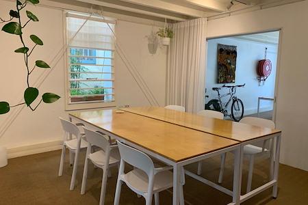 Craft and Graft (Pty) Ltd - Meeting Room Makeba