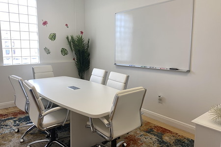 Maid From Heaven Cleaning - MFH Conference Room