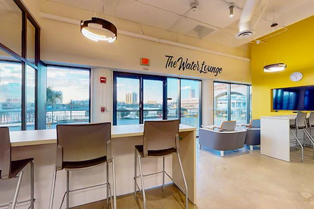Office Evolution Tampa | Harbour Island - Co-Working Day Pass