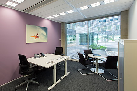 Regus | Rotterdam Airport - Dedicated Desk