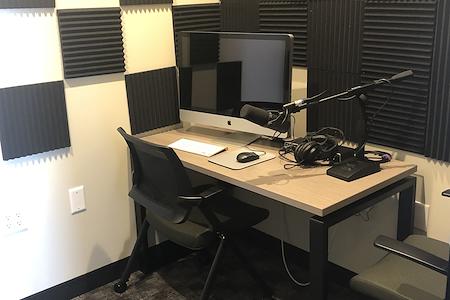 HQ Workspace - Recording Studio