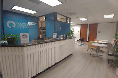 Pacific Workplaces - Marin - Membership