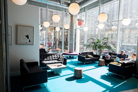 The Yard: Herald Square - Day Pass at The Yard: Herald Square