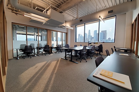CENTRL Office | Downtown Los Angeles - Dedicated Desk