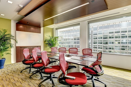Carr Workplaces - K Street - Farragut Room