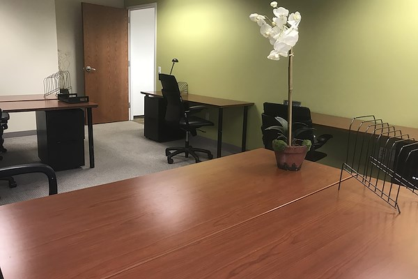 Carr Workplaces - City Center - 524: Team Room w/ Great Light & Views
