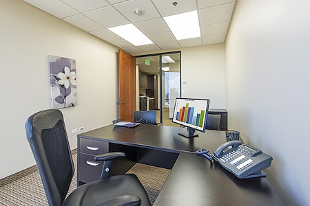 (HON) Pauahi Tower at Bishop Square - Interior Office
