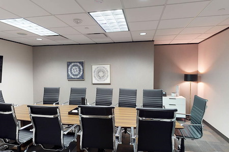 Executive Workspace - Lakeline - Large Conference Room