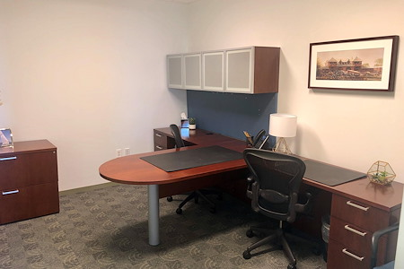 Carr Workplaces - Rosslyn - Private Office #1257