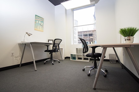 Novel Coworking Kansas City - Office 702