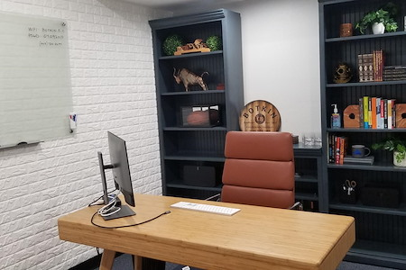Huntington Beach Executive Office Space - Office Space for 1-4 People